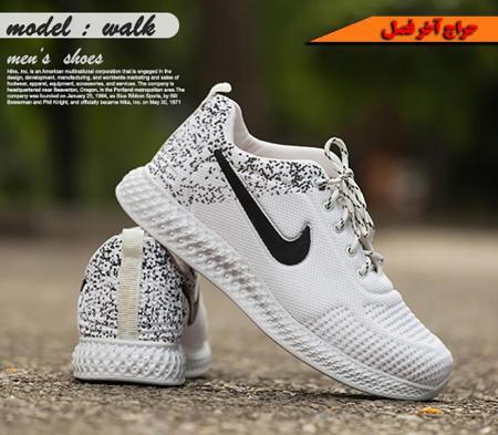 کفش مردانه nike مدل walk (سفید)